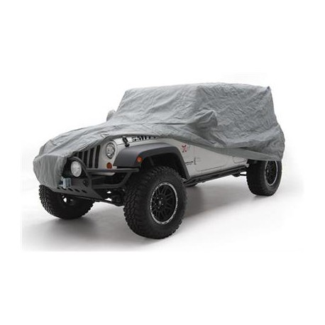 Full Climate Jeep Cover - Jeep Wrangler JK 4 door