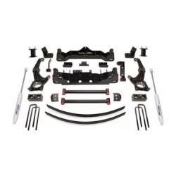 6'' Pro Comp Lift Kit Suspension - Toyota Hilux 07-15