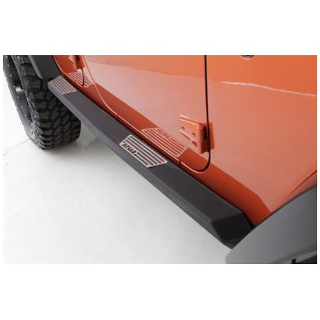 Side Bars SMITTYBILT Atlas - Jeep Wrangler JK 4 door