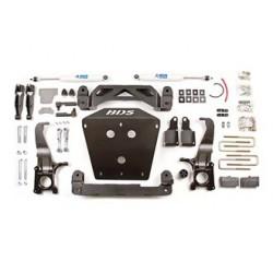 "4,5""  Lift Kit BDS - Toyota Tundra 4WD 07-15"