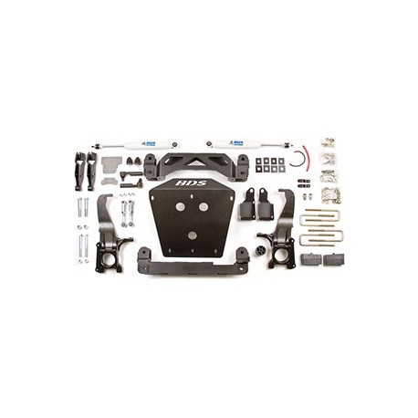 "4,5""  Lift Kit BDS - Toyota Tundra 4WD 07-15"