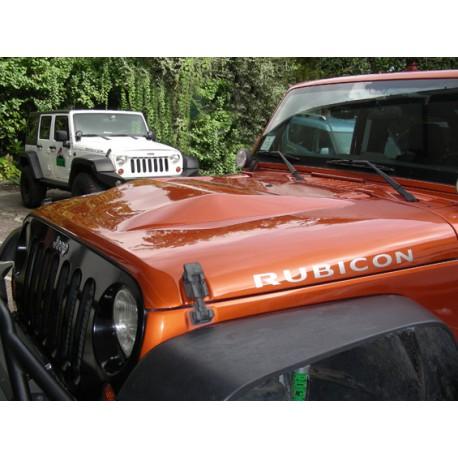 Hood Monster Rock's - Jeep Wrangler JK