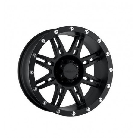 "Alloy Wheel 9X17"" 5X127 ET -6 - PRO COMP Model 7031 Black - Jeep Grand Cherokee WJ WG"