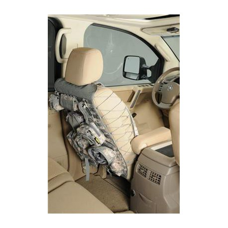 Front Seatback Covers Olive Smittybilt G.E.A.R. OFF ROAD UNIVERSAL (pair)