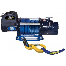Superwinch TALON 14.0 12V electric winch (synthetic rope & aluminium fairlead)