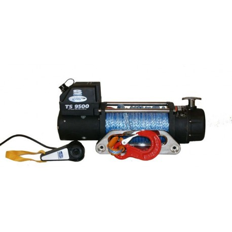 Superwinch TigerShark 13500 electric winch (synthetic rope & aluminium fairlead)