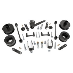 2,5'' Rough Country Lift Kit suspension - Jeep Wrangler JK
