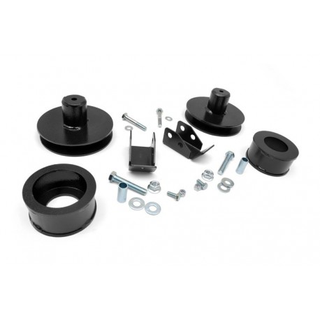 "2,5"" Rough Country Lift Kit zawieszenia - Jeep Wrangler TJ"