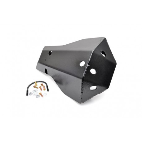 Rear Differential skid plate DANA 44 Rough Country - Jeep Wrangler JK