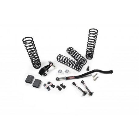 """2,5"""" JKS Lift Kit Suspension - Jeep Wrangler JK 2 door"""
