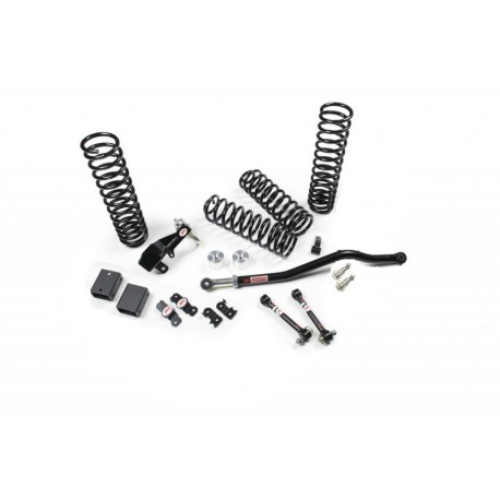 "2,5"" JKS Lift Kit Suspension - Jeep Wrangler JK 4 door"