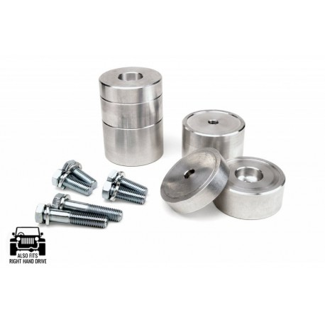 Front Adjustable Bumpstop Spacers JKS - Jeep Wrangler JK