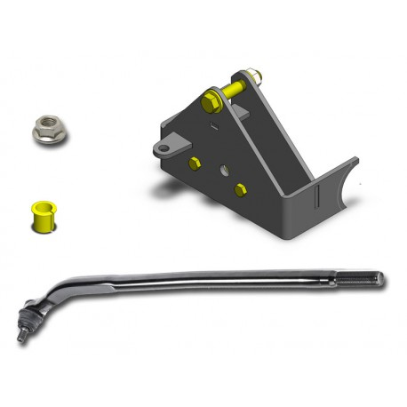 High Steer Conversion Clayton Lift 3,5 - 4,5'' - Jeep Wrangler JK
