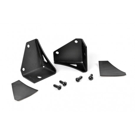 Windshield Mount Light Bracket Rough Country - Jeep Wrangler YJ