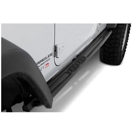 Side Bars SMITTYBILT SRC Classic - Jeep Wrangler JK 4 door