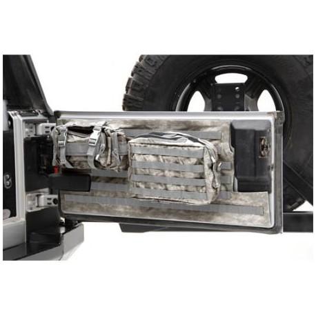 Tailgate Cover Smittybilt G.E.A.R. camo - Jeep Wrangler JK