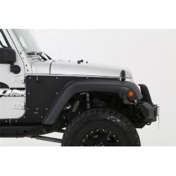 Front Armor Skins SMITTYBILT XRC - Jeep Wrangler JK