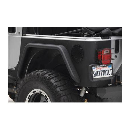 "3"" Bolt on Flares for Corner Guards XRC Smittybilt - Jeep Wrangler YJ"