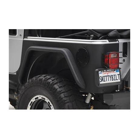 "3"" Bolt on Flares for Corner Guards XRC Smittybilt - Jeep Wrangler YJ"