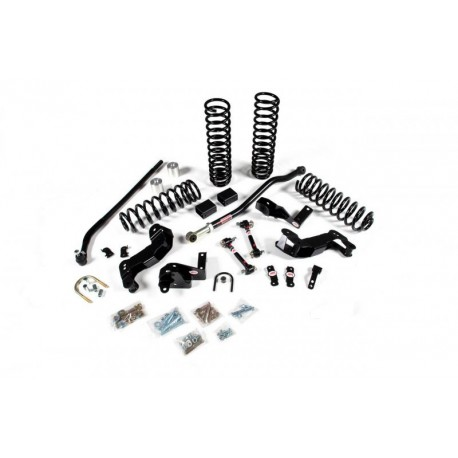 "3,5"" JKS Lift Kit Suspension PRO - Jeep Wrangler JK 4 door"