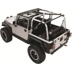 Roll Cage Kit Smittybilt XRC - Jeep Wrangler JK 07-10, 2 Door
