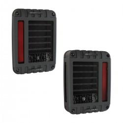 Tail Lights LED JW Speaker 279 J Series - Jeep Wrangler JK