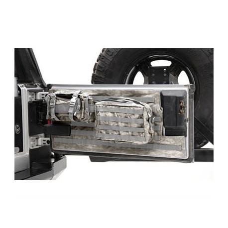 Tailgate Cover Smittybilt G.E.A.R. camo  - Jeep Wrangler TJ
