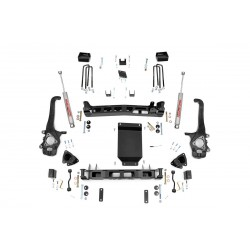 "4"" Rough Country Lift Kit - Nissan Titan 04-15"