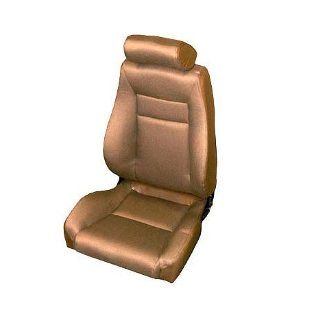 Front Super Seat Spice Denim Smittybilt - Jeep Wrangler YJ