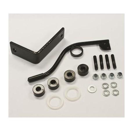 Driver Seat Bracket Adapter Smittybilt - Jeep Wrangler TJ 03-06