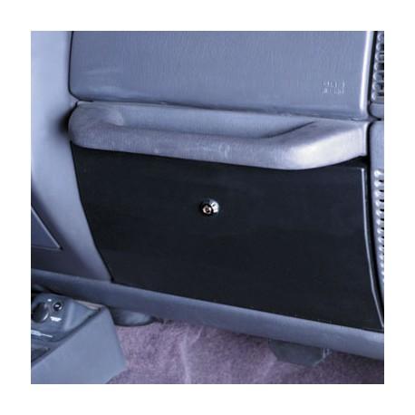Vaulted Glove Box Smittybilt - Jeep Wrangler YJ