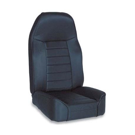 Front Seat Standard Bucket Black Denim Smittybilt - Jeep Wrangler YJ