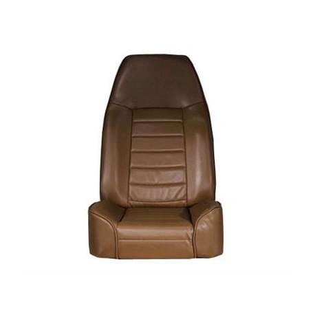 Front Seat Standard Bucket Spice Denim Smittybilt - Jeep Wrangler YJ