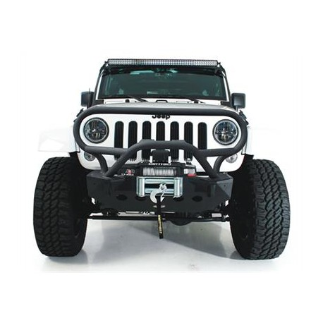 Brush Guard for Front Bumper SMITTYBILT M.O.D. - Jeep Wrangler JK