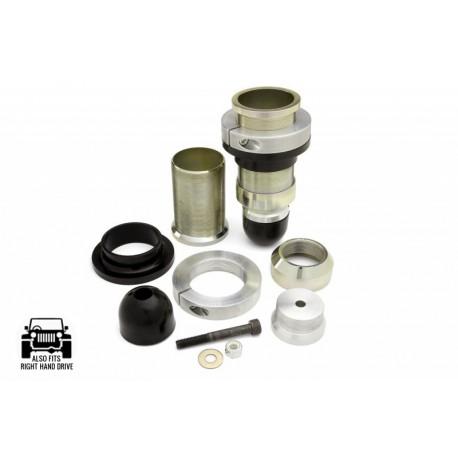 """Front Adjustable Coil Spacers JKS lift 1 - 3,5"""" - Jeep Wrangler JK"""