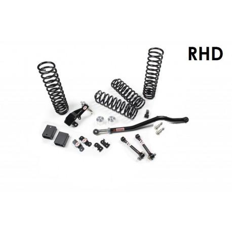 "2,5"" JKS Lift Suspension - Jeep Wrangler JK 2 drzwi RHD"