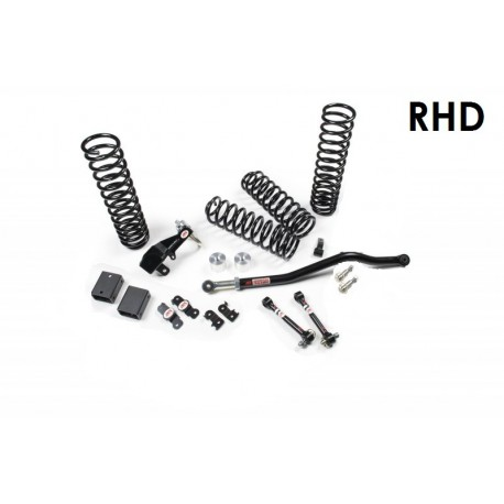 "3,5"" JKS Lift Kit Suspension - Jeep Wrangler JK 4 door RHD"