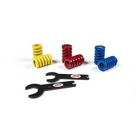 JKS Flex Connect Performance Spring Kit - Jeep Wrangler JK