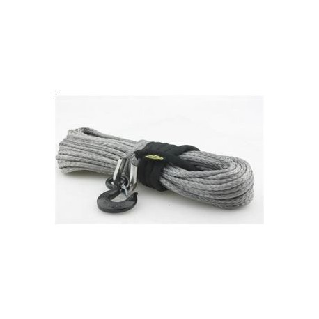 Synthetic Winch Rope Dyneema Smittybilt 15000 lbs