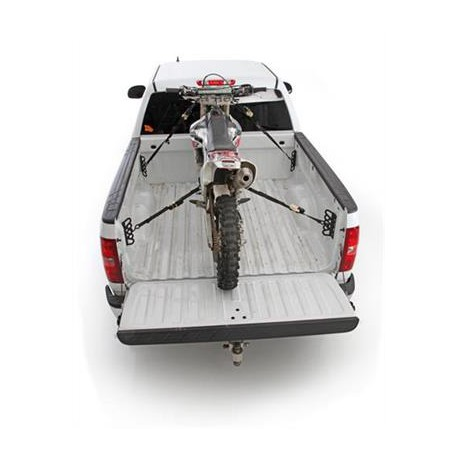 Truck Tie Down Anchor and Strap Kit Smittybilt