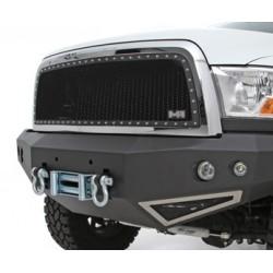 M1 Black Mesh Grille SMITTYBILT - Dodge RAM 13-15
