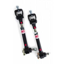 """Front Adjustable Sway Bar Links JKS lift 0 - 2"""" - Jeep Wrangler TJ"""