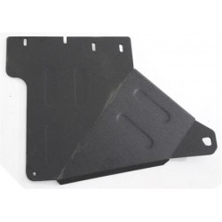 XRC Transfer Case Skid Plate Smittybilt - Jeep Wrangler JK