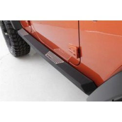 Side Bars SMITTYBILT Atlas - Jeep Wrangler JK 2 door