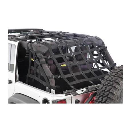 CRES2 HD Cargo Restraint Smittybilt - Jeep Wrangler TJ