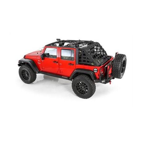 CRES2 HD Cargo Restraint Smittybilt - Jeep Wrangler JK 4D