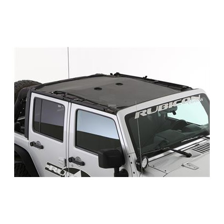 Extended MESH Top SMITTYBILT - Jeep Wrangler JK 4D