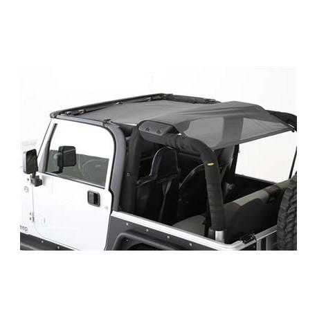 Extended MESH Top SMITTYBILT - Jeep Wrangler TJ