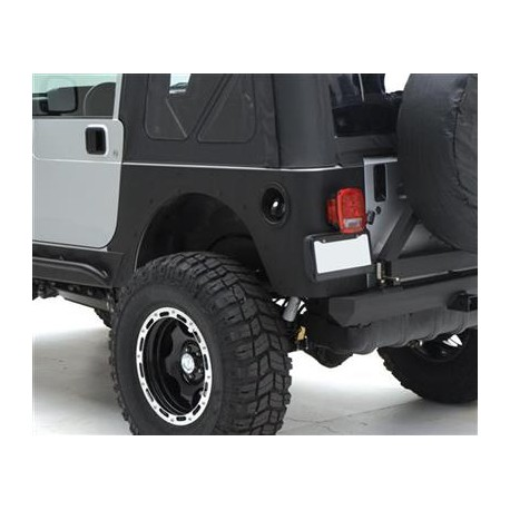 Rear Corner Guards SMITTYBILT XRC - Jeep Wrangler TJ