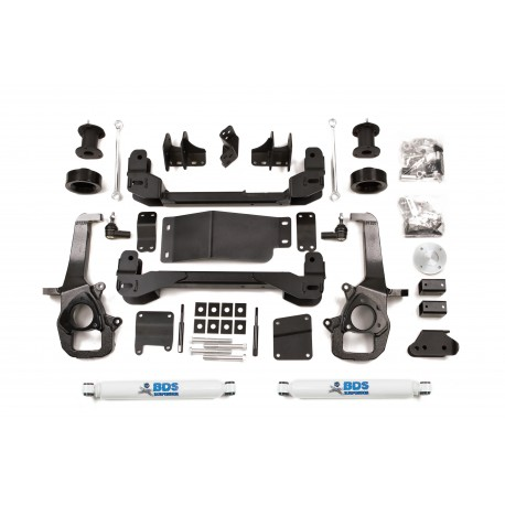 "4"" Lift Kit  BDS - Dodge Ram 1500 4WD 13-16"